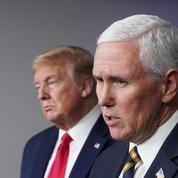 Mike Pence pris en étau entre Trump et la Constitution