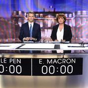 À l'aube de la présidentielle, Marine Le Pen solde son débat raté de 2017