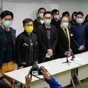 Vaste coup de filet antidémocratique à Hongkong