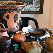 En Israël, un impressionnant coup de filet chez les pilleurs d'antiquités