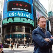 Tesla et SpaceX propulsent Elon Musk au sommet des fortunes mondiales