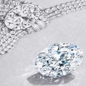 Tiffany dans la course aux plus gros diamants du monde