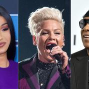 Cardi B, Pink et Stevie Wonder, «consternés» par la prise du Capitole