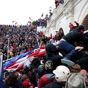 Le dollar monte, les cambistes ignorent le chaos au Capitole