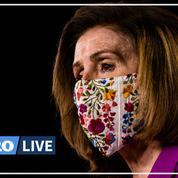 Capitole: démettre Trump est une «urgence de la plus haute importance» affirme Nancy Pelosi