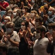 Covid-19: aucun résultat positif détecté après un concert-test avec 463 personnes à Barcelone