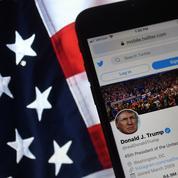 Donald Trump, l'épine dans le pied des réseaux sociaux américains