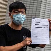 Hongkong : Joshua Wong, actuellement en prison, est désormais poursuivi pour «subversion»