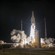 En 2021, Arianespace vise un lancement par mois... au minimum