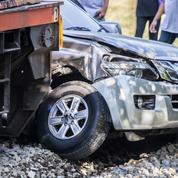 Rhône : un train percute une voiture à un passage à niveau sans faire de blessés
