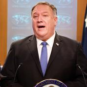 Pompeo: les États-Unis ne sont pas «une République bananière»