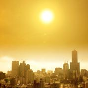 2020, année la plus chaude à égalité avec 2016