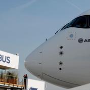 Airbus a livré 566 avions en 2020, un tiers de moins qu'en 2019