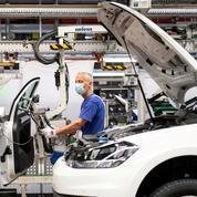 Covid-19 : le marché automobile allemand au plus bas depuis la réunification