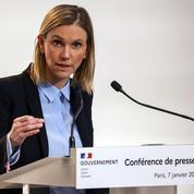 «Nous ne sommes pas en retard» sur la commande de vaccins, assure Pannier-Runacher