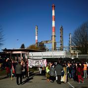 La contestation sociale s'intensifie à la raffinerie Total de Grandpuits