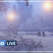 Espagne : les chutes de neige exceptionnelles causent la mort d'au moins trois personnes
