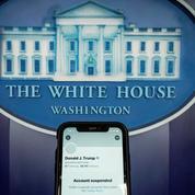 Twitter, Facebook, Twitch, Snapchat... Sur quels réseaux Donald Trump est-il bloqué et pour combien de temps ?