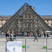 Fréquentation en baisse de plus de 70% pour le Louvre et autres grands musées parisiens