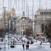 Espagne : après la neige, un froid glacial arrive