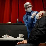Covid-19 : 310 décès et 3582 nouvelles contaminations en 24 heures