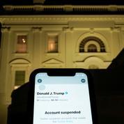 Suspension du compte Twitter de Trump: «mal à l'aise», le gouvernement français aurait préféré un cadre légal