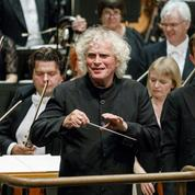 Le chef d'orchestre Simon Rattle dirigera le Philharmonique de Munich en 2023