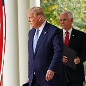 Trump et Pence font front commun face aux démocrates