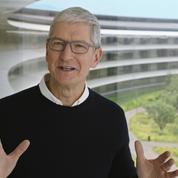 Le PDG d'Apple veut que les émeutiers du Capitole rendent des comptes, même Trump