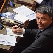 Renzi retire son soutien au gouvernement italien