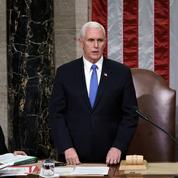 Mike Pence refuse d'invoquer le 25e amendement contre Donald Trump