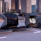 General Motors s'attaque au ciel avec un modèle de voiture volante