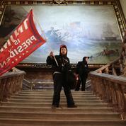 Des élus du Congrès s'interrogent sur d'étranges visites au Capitole