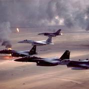17 janvier 1991 : l'opération «Tempête du désert» se déchaîne sur l'Irak et les écrans de télévision
