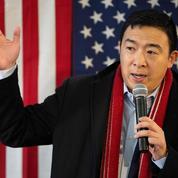 L'entrepreneur Andrew Yang candidat à la mairie de New York