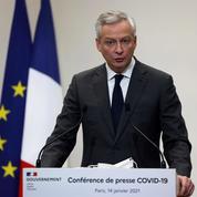 Fonds de solidarité : Bruno Le Maire annonce trois évolutions du dispositif d'aide