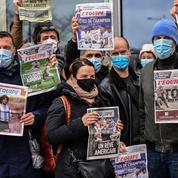 Poursuite de la grève à L'Equipe, pas de journal vendredi