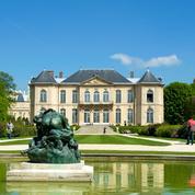 Réouverture du jardin de sculptures du musée Rodin, à Paris