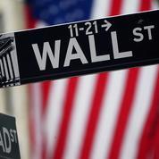 Wall Street en forte baisse au démarrage de la saison des résultats