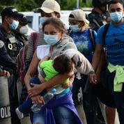 Honduras : 3000 migrants en route pour tenter de gagner les États-Unis