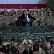 Les effectifs militaires américains réduits à 2500 en Afghanistan ainsi qu'en Irak