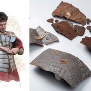 En Allemagne, découverte de l'armure romaine la plus ancienne de l'histoire