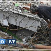 Indonésie: les sauveteurs retrouvent une dizaine de survivants du séisme de Célèbes