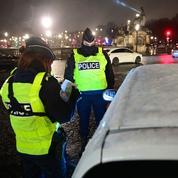 Couvre-feu : 5900 verbalisations dressées samedi soir, 40.000 contrôles