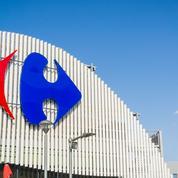 Bourse: le titre Carrefour plonge après l'échec du rapprochement avec Couche-Tard