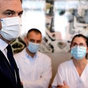 Covid-19 : le million de vaccinés sera «largement» atteint d'ici fin janvier, assure Olivier Véran