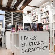 Les Grands Caractères, une librairie pour malvoyants, ouvre à Paris