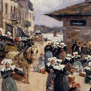 Gustave Flaubert, la fureur d'écrire: la fuite à Concarneau