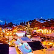 Alpes-Maritimes : en pleine épidémie, une soixantaine de personnes regroupées sur la place centrale d'une station de ski