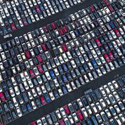 Automobile: les ventes se sont effondrées de 23,7% en Europe en 2020